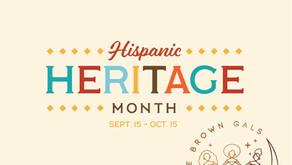 Happy Hispanic Heritage Month 🤎