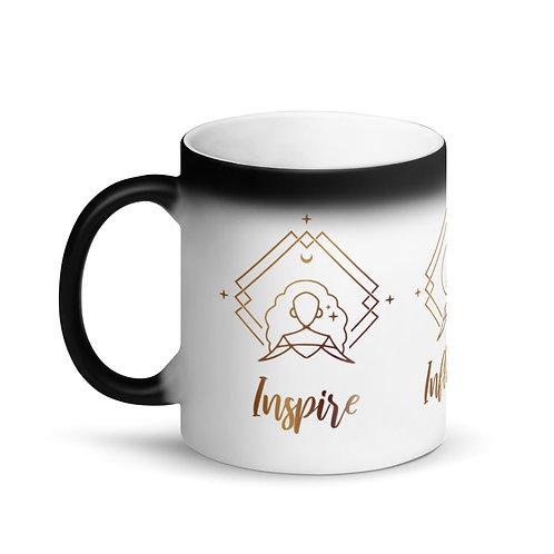 Signature Matte Black Magic Mug