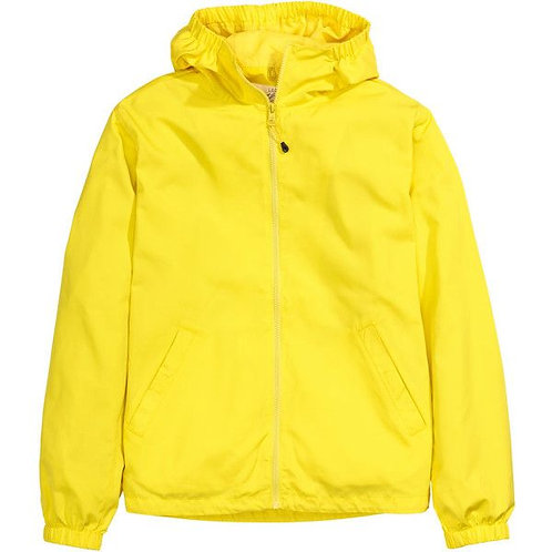 YMT 常用有帽風褸 Jacket Windbreaker
