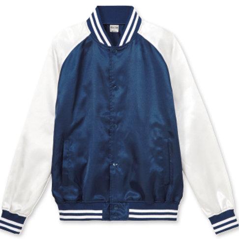 YMT 全綿棒球外套/衛衣