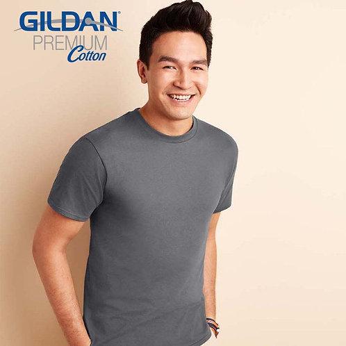 GILDAN 76000 成人圓筒 T 恤