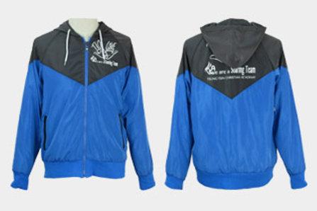 YMT 2色有帽風褸 Jacket Windbreaker
