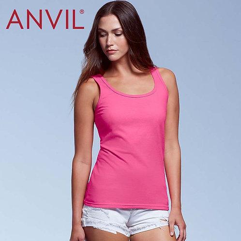 ANVIL 882L 女裝輕身背心 (美國尺碼)