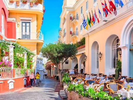 TOP 5 zážitkov, ktoré musíte zažiť, ak sa ocitnete na ostrovoch Neapolského zálivu