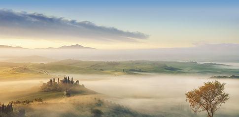 Panorama, Italian beautiful landscape, f