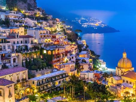 Amalfitánske pobrežie vás ohúri svojou pestrofarebnosťou