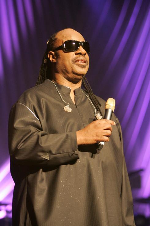 Stevie Wonder / Tous droits réservés © Copyright L1Visuel Graphomax