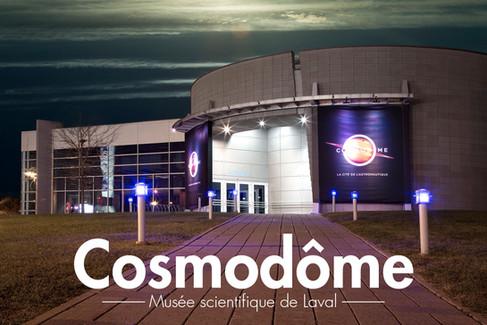 Cosmodôme, Laval / Tous droits réservés © Copyright L1Visuel Graphomax