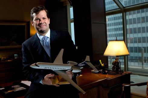 Pierre Beaudouin, Bombardier president and CEO / Tous droits réservés © Copyright L1Visuel Graphomax