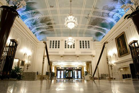 Hotel Ritz-Carlton, Montréal / Tous droits réservés © Copyright L1Visuel Graphomax