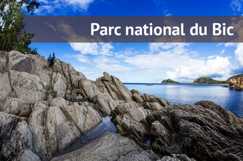 Paysage du Parc national du Bic / Tous droits réservés © Copyright L1Visuel Graphomax