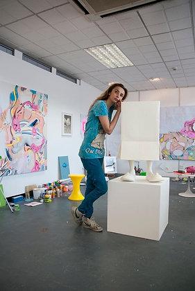 """Artist Studio"" Print"