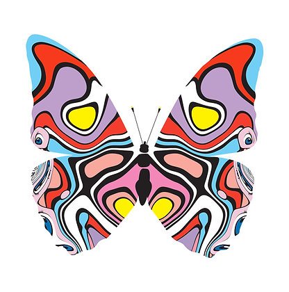 """""""ButterFly"""" Print"""
