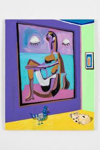 Night Studio (Josef Albers)