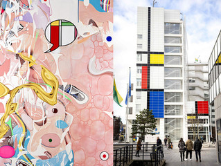 How Mondrian Has Been Influencing Pop Culture for 100 years