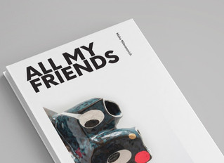 """All My Friends""Book"