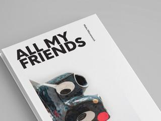 """""""All My Friends""""Book"""