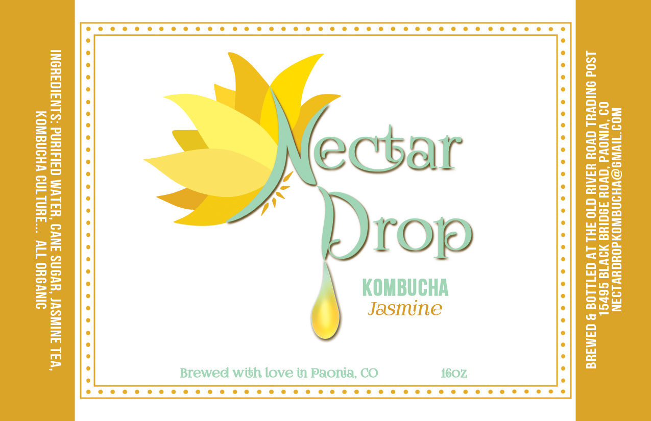 Nectar Drop Logo/Label
