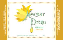 Nectar Drop Logo/Label