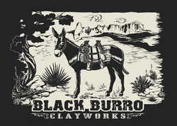 Black Burro-Logo