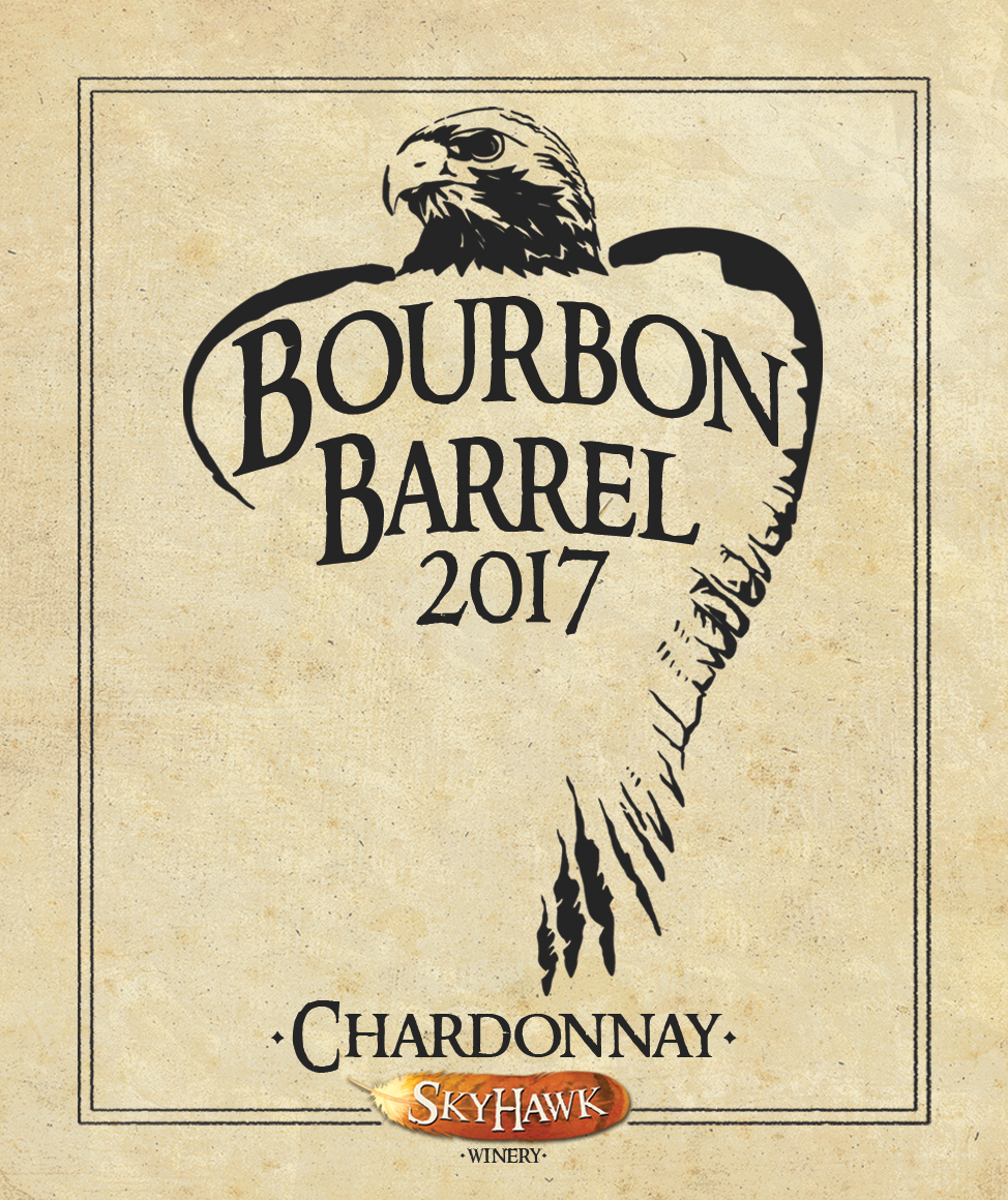 BourbonBarrelChard Label
