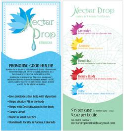 Nectar Drop Brochure
