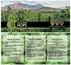 HIGH-WIRE-HOPS Front-Back Brochure
