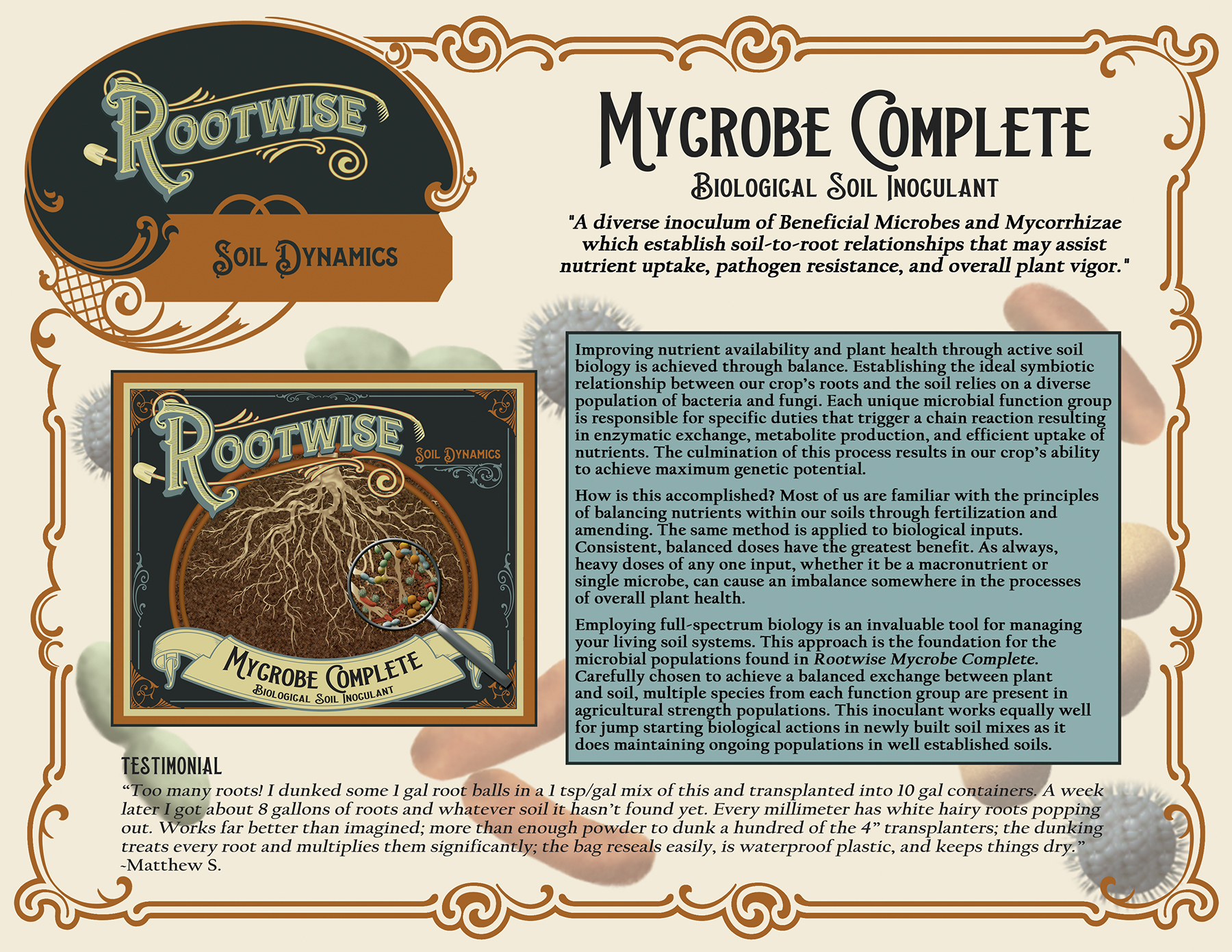 Rootwise Mycrobe Complete