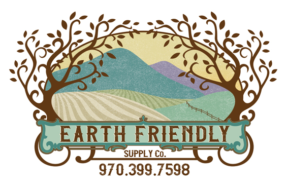 Earth Friendly - In-house product label