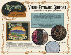 Rootwise Vermi-compost