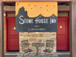 Stone House Inn Sign
