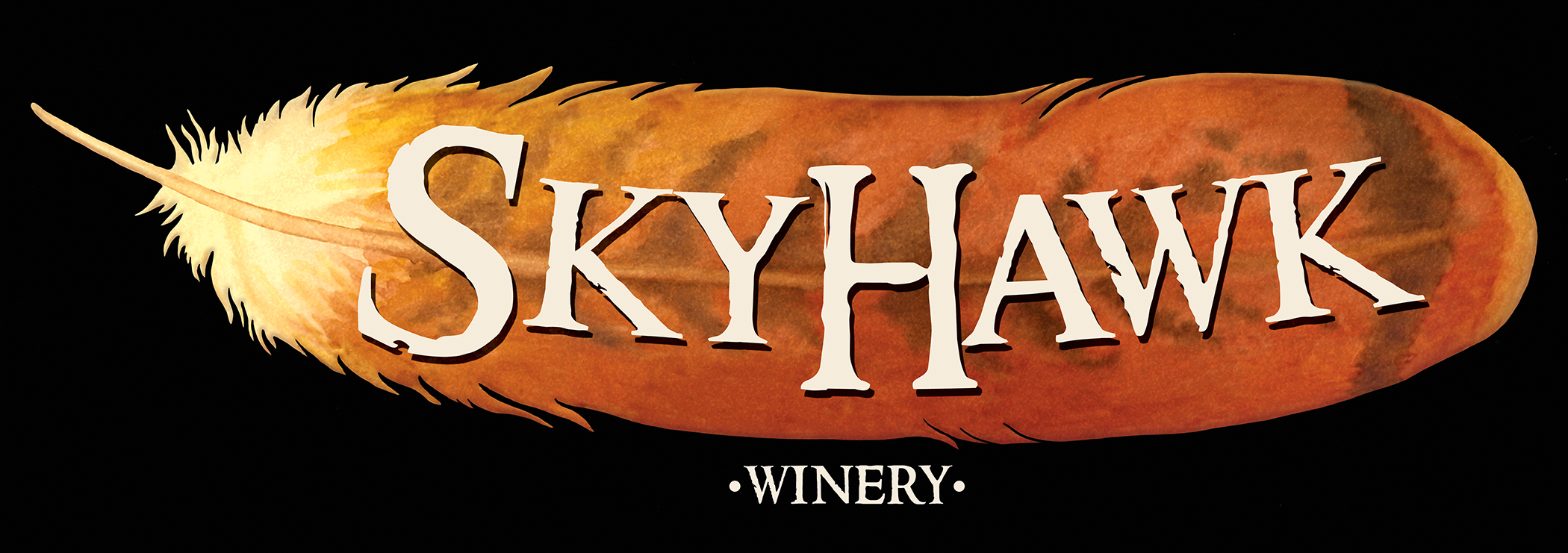 SKYHAWK Winery Logo