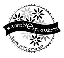 Business logo - Wearable Expressions