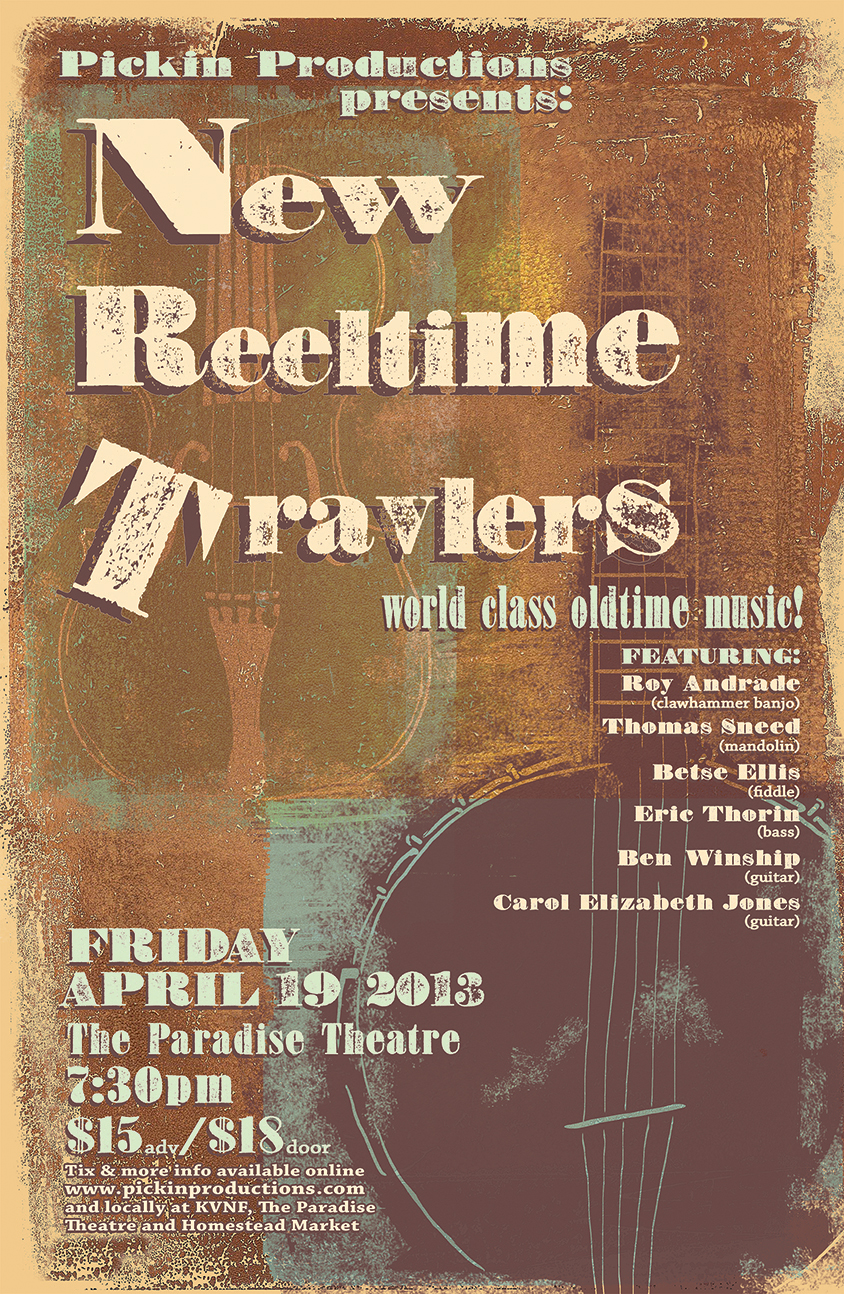 New Reeltime Travelers Poster