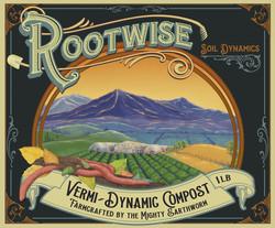 Rootwise Vermi Logo
