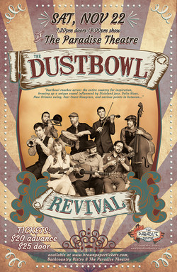 Dustbowl Poster