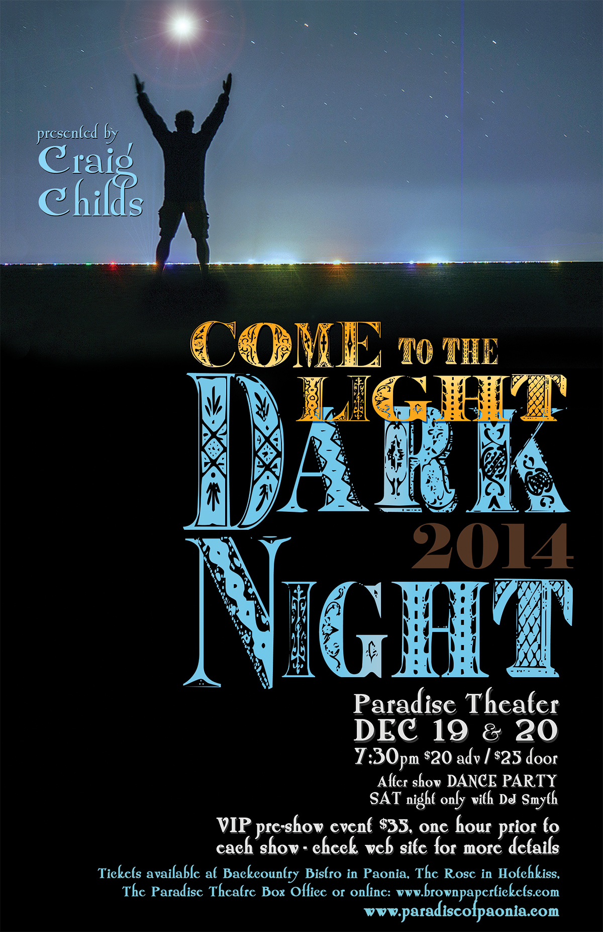 DarkNight2014 Poster
