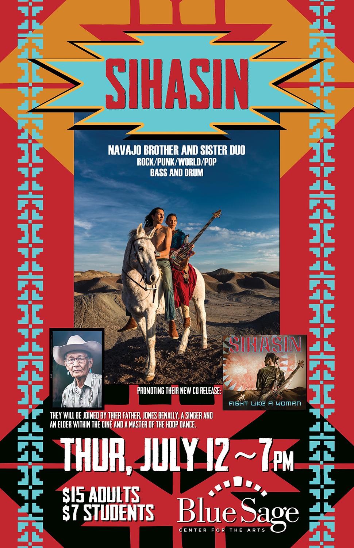 SIHASIN Poster