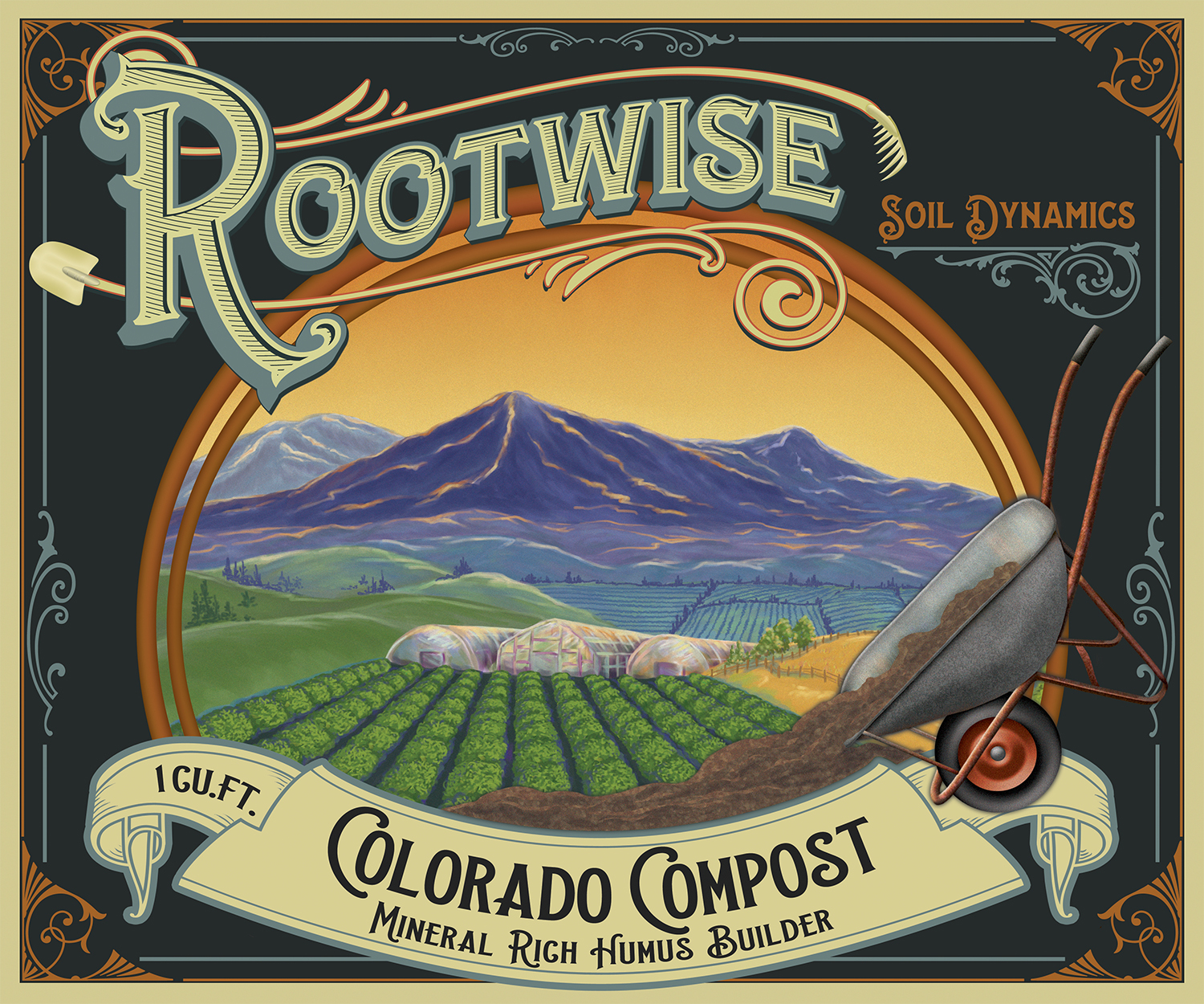 CO Compost label