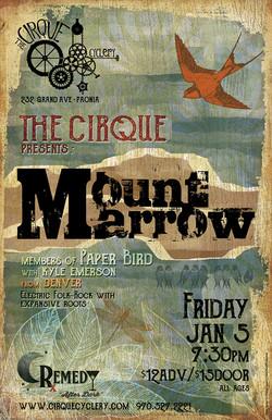 MountMarrow-Remedy poster