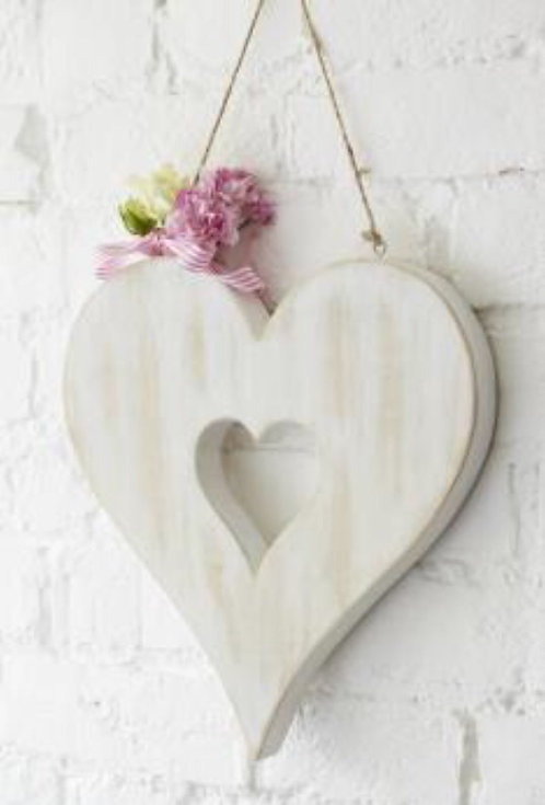 Heart in heart Decoration