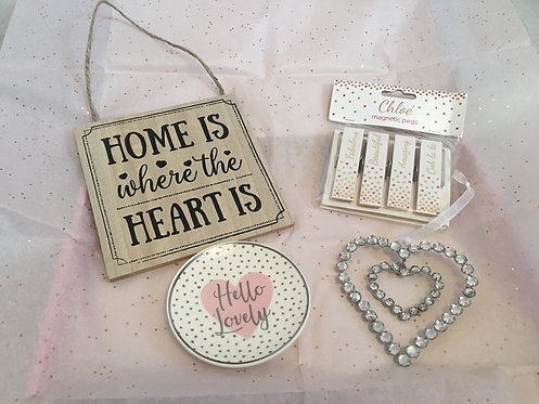 Love Your Home by Pretty Pink Letterbox