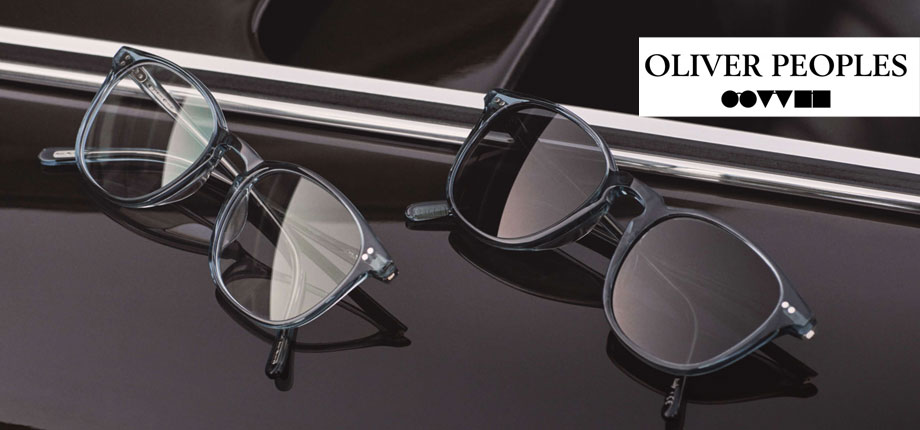 Oliver Peoples eyewear & sunglasses