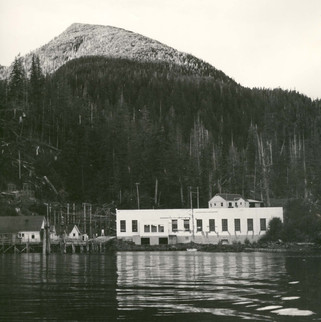 Beaver Falls Powerhouse Circa 1950's