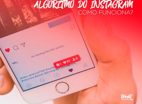 Como o Algoritmo Instagram funciona em 2019