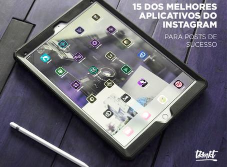 15 dos melhores aplicativos do Instagram para levar seus posts para o próximo nível