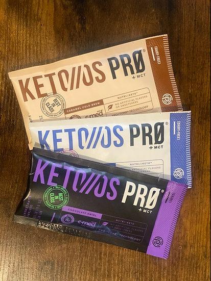 3 Pack Keto//OS PRO
