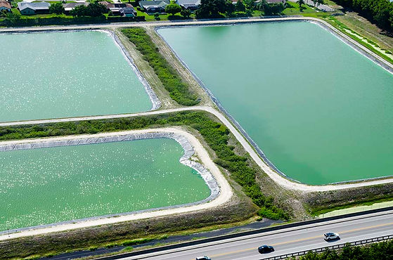 Aeration & Water Treatment for Sewage Lagoons