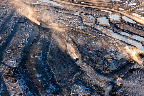 De-Icing for Tailings ponds, oilsands equipment, barges and more