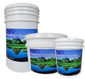 natural clear pond an dlake bacteria treatment for eutrophic ponds